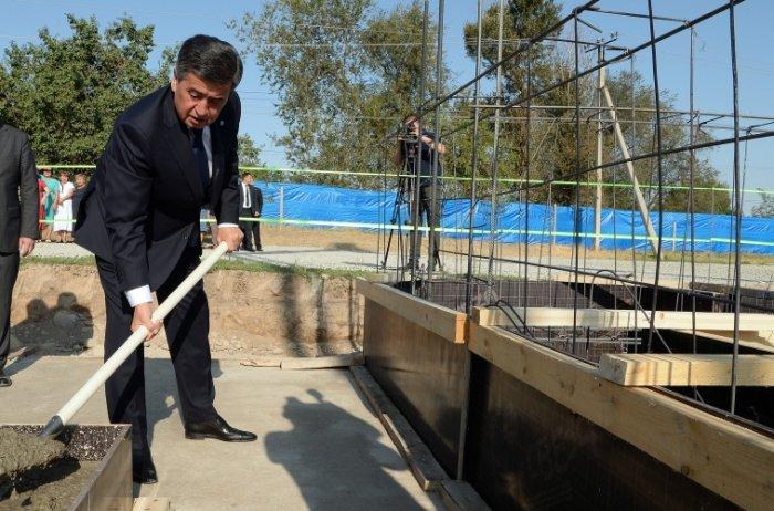 Деньги коррупционеров пойдут на строительство школьных корпусов в Киргизии