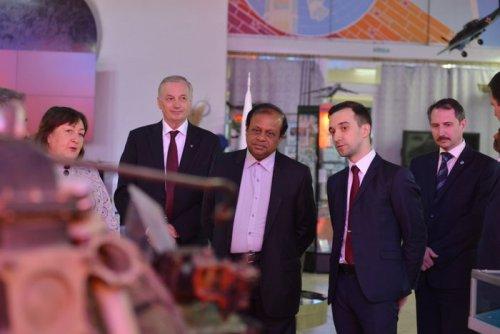 Самарский университет несомненно поможет ВУЗу изШри-Ланки сформировать национальную космическую программу
