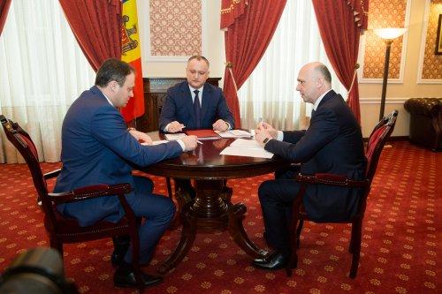 Президент Молдавии: Власть недает деньги нареферендум, однако мыихнайдем