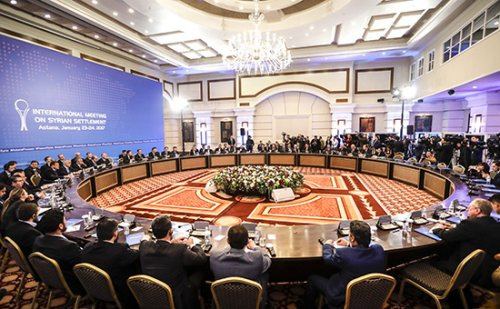 Переговоры поСирии пройдут взакрытом формате— МИД Казахстана
