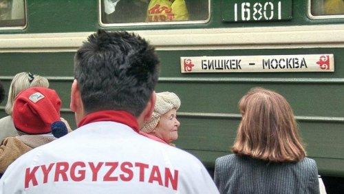 Киргизы установили рекорд позаработкам в РФ